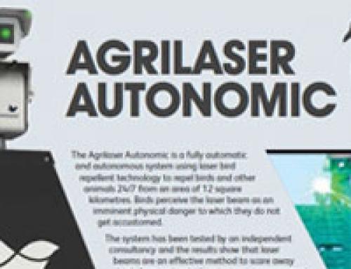 Pest Control News features Agrilaser Autonomic