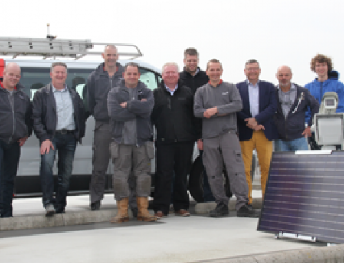 Rentokil Nederland is Certified Installer Agrilaser Autonomic