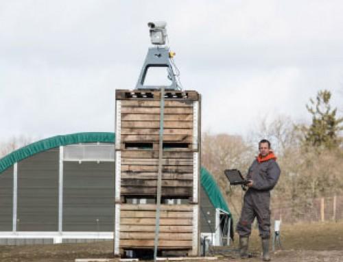 Dissuasore laser anti-uccelli combatte l'Influenza Aviaria