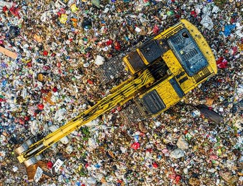 Oregon landfill successfully deploys laser bird control products